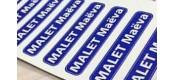 Etiquettes enfant stylos (50x8mm)