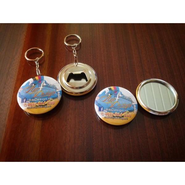 clef badge magnétique