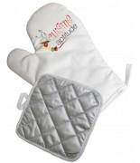 Manique pour gant de cuisine
