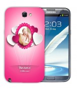 Coque Galaxy Note 2 3D