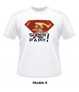 Tee Shirt super papy